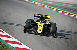 March 1, 2019 - Barcelona, Spain - the Renault of Nico Hulkenberg during the Formula 1 test in Barcelona, on 01st March 2019, in Barcelona, Spain. (Credit Image: © Joan Valls/NurPhoto via ZUMA Press)