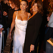 Premiere Bridget Jones Diary II, Rosanna Lima en Amanda Beekman