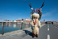 Kurentovanje, carnival in Ptuj, Slovenia © Rudolf Abraham