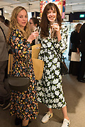 CHARLOTTE BEARM, NAT RUBINSTEIN, `preview evening  in support of The Eve Appeal, a charity dedicated to protecting women from gynaecological cancers. Bonhams Knightsbridge, Montpelier St. London. 29 April 2019