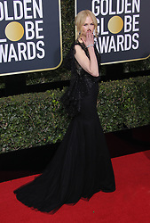 75th Annual Golden Globes. 07 Jan 2018 Pictured: Nicole Kidman. Photo credit: MEGA TheMegaAgency.com +1 888 505 6342