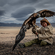 Mongolia: Hunters and Horsemen of the Altai
