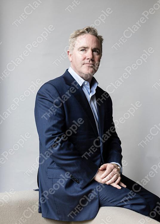 Clare People Chairman Domhnal Slattery