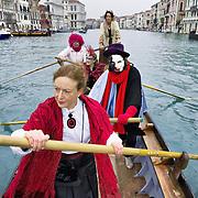 Venice Carnival 2011 Corteo