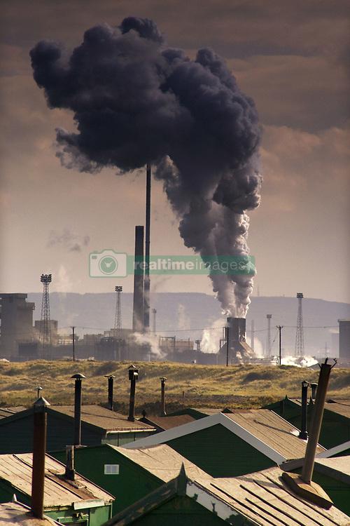 July 21, 2019 - Teesside Refinery, England (Credit Image: © John Short/Design Pics via ZUMA Wire)