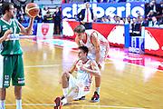 DESCRIZIONE : Varese Lega A 2013-14 Cimberio Varese Sidigas Avellino<br /> GIOCATORE : De Nicolao Andrea/Polonara Achille<br /> CATEGORIA : Ritratto<br /> SQUADRA : Cimberio Varese<br /> EVENTO : Campionato Lega A 2013-2014<br /> GARA : Cimberio Varese Sidigas Avellino<br /> DATA : 03/11/2013<br /> SPORT : Pallacanestro <br /> AUTORE : Agenzia Ciamillo-Castoria/I.Mancini<br /> Galleria : Lega Basket A 2013-2014  <br /> Fotonotizia : Varese Lega A 2013-14 Cimberio Varese Sidigas Avellino<br /> Predefinita :