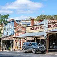 Maldon Town - Victoria - Australia