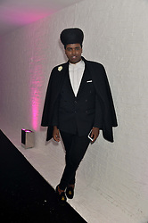 PRINCE CASSIUS at The London Cabaret Club Gala Launch Party at The Collection, 264 Brompton Road, London on 8th May 2014.