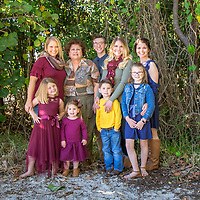 { The Grantham Family 2018 }