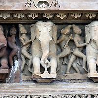 Asia, India, Khajuraho.