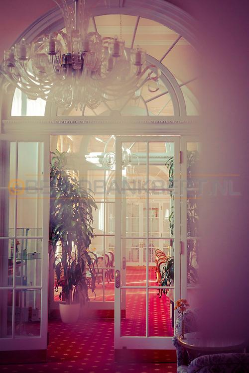 20-09-2015: Hotel Imperial in Karlovy Vary (Karlsbad), Tsjechië. Foto: Sjieke doorkijkjes