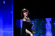 Brussels , 01/02/2020 : Les Magritte du Cinema . The Academie Andre Delvaux and the RTBF, producer and TV channel , present the 10th Ceremony of the Magritte Awards at the Square in Brussels .<br /> Pix: Monica Bellucci<br /> Credit : Alexis Haulot - Dana Le Lardic - Didier Bauwerarts - Frédéric Sierakowski - Olivier Polet / Isopix