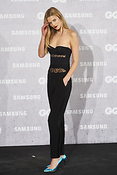 November 3, 2016 - Madrid, Spain - Model TONI GARRN attends the GQ 2016 Men of the Year Awards ceremony at the Palace Hotel. (Credit Image: © Jack Abuin via ZUMA Wire)