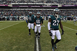 The Philadelphia Eagles lost to the Washing Redskins 27-22 at Lincoln Financial Field on December 11, 2016 in Philadelphia, Pennsylvania. (Photo by Drew Hallowell/Philadelphia Eagles)