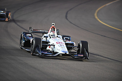 April 6, 2018 - Phoenix, AZ, U.S. - PHOENIX, AZ - APRIL 07: Driver Marco Andretti in the Verizon IndyCar Series Desert Diamond West Valley Casino Phoenix Grand Prix on April 7, 2018, at ISM Raceway in Phoenix, AZ. (Photo by Grant Exline/Icon Sportswire) (Credit Image: © Grant Exline/Icon SMI via ZUMA Press)