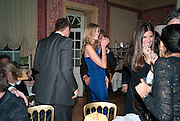 MALIN JEFFERIES, Graydon Carter hosts a diner for Tom Ford to celebrate the London premiere of ' A Single Man' Harry's Bar. South Audley St. London. 1 February 2010