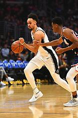 Spurs v Clippers - 31 Dec 2018