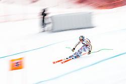 26.12.2017, Stelvio, Bormio, ITA, FIS Weltcup, Ski Alpin, Abfahrt, 1. Training, Herren, im Bild Thomas Dressen (GER) // Thomas Dressen of Germany in action during 1st practice for the mens Downhill of  FIS Ski Alpine Worldcup at the Stelvio course, Bormio, Italy on 2017/12/26. EXPA Pictures © 2017, PhotoCredit: EXPA/ Johann Groder
