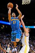 20121218 - New Orleans Hornets @ Golden State Warriors