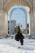 2 | Arch in the snow