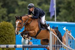 Prouve Simon, BEL, Gloria vh Kapelhof<br /> Belgisch Kampioenschap Jumping  <br /> Lanaken 2020<br /> © Hippo Foto - Dirk Caremans<br /> 03/09/2020