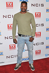 Duane Henry arrives at the TV Guide Magazine and CBS Celebrate Mark Harmon Cover & 15 Seasons Of NCIS held at the River Rock at Sportsmen's Lodge in Studio City, CA on Monday, November 6, 2017. (Photo By Sthanlee B. Mirador/Sipa USA)