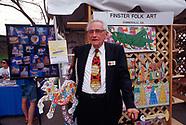 Howard Finster 1998 Folk Artist