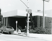 1977 Bank of America at Larchmont Blvd. & 1st St.