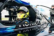 January 5-7, 2018. IMSA Weathertech Series ROAR before 24 test. 10 Konica Minolta Cadillac DPi-V.R, Cadillac DPi, Renger Van Der Zande