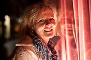 Janvier 2011. Paris. Portrait de Florence Aubenas.