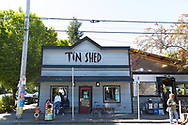 The Tin Shed, a restaurant in Portland, Oregon