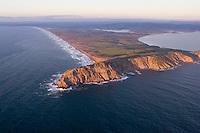 Point Reyes National Seashore looking northeast