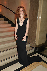 JESS GLYNNE at the Warner Music Brit Party held at the Freemason's Hall, 60 Great Queen Street, London on 25th February 2015.