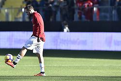 December 26, 2018 - Frosinone, Frosinone, Italy - Gonzalo Higuain of Milan during the Serie A match between Frosinone and AC Milan at Stadio Benito Stirpe, Frosinone, Italy on 26 December 2018. (Credit Image: © Giuseppe Maffia/NurPhoto via ZUMA Press)