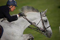Robert Michel (FRA) - What's Next<br /> Finning Welcome<br /> Spruce Meadows Masters - Calgary 2009<br /> © Dirk Caremans