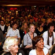 NLD/Eemnes/20081020 - Premiere Dries Roelvink film, publiek in de zaal