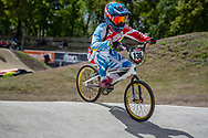 at Round 4 of the 2019 UCI BMX Supercross World Cup in Papendal, The Netherlands