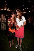 FRANCESCA BOGLIONE; RAIMONDO GAETANI, 18th birthday party for Ruby Boglione. Petersham House. London. 4 September 2010. -DO NOT ARCHIVE-© Copyright Photograph by Dafydd Jones. 248 Clapham Rd. London SW9 0PZ. Tel 0207 820 0771. www.dafjones.com.