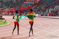 2019 IAAF World Athletics Championships, Doha, Qatar, September 27- October 6, Day 8