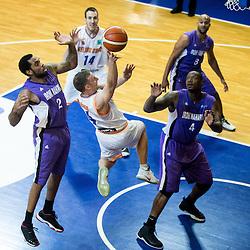 20170110: SLO, Basketball - FIBA Champions League 2016/17, KK Helios Suns vs Ironi Nahariya