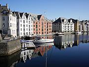 Alesund, More og Romsdal, Norway