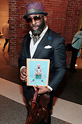Brooklyn, New York-June 1- United States: Photographer  attends the Brooklyn Museum's Fashion Night: Modern Black Dandies celebrating the art and style in honor of Author Shantrelle P. Lewis's new book ' Dandy Lion: The Black Dandy and Street Style held at the Brooklyn Museum on June 1, 2017 in Brooklyn, New York. (Photo by Terrence Jennings/terrencejennings.com)