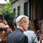 Terzo giorno della Settimana della Moda a Milano edizione 2013: la sfilata di Iceberg alla Pelota di via Palermo<br /> <br /> Third day of Milan fashion week 2013 edition: Third day of Milan fashion week 2013 edition: the Icerberg fashion show into Pelota arena