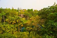 Four Seasons Resort Chiang Mai, Mae Rim district, near Chiang Mai, Northern Thailand
