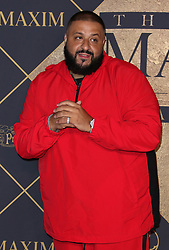 Khaled Mohamed Khaled A.K.A. DJ Khaled at The 2017 MAXIM Hot 100 Party, produced by Karma International, held at the Hollywood Palladium in celebration of MAXIM's Hot 100 List on June 24, 2017 in Los Angeles, CA, USA (Photo by JC Olivera) *** Please Use Credit from Credit Field ***