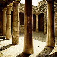Paphos - Tombs of the Kings - Cyprus