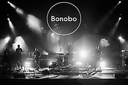 A moment of the concert of British musician Bonobo (Simon Green) at Arena Flegrea in Naples, southern Italy, on June 12, 2018. Eliano Imperato / Controluce