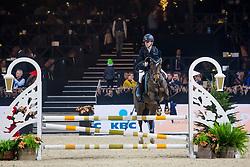 Bollansee Lotte, BEL, Oak Forest Elmo<br /> Jumping Mechelen 2019<br /> © Hippo Foto - Sharon Vandeput<br /> 26/12/19