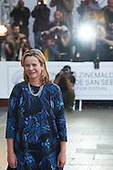 092415 63rd San Sebastian International Film Festival: Day 7, Arrivals
