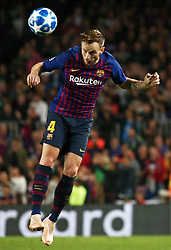 October 24, 2018 - Barcelona, Spain - Ivan Rakitic during the match between FC Barcelona and Inter, corresponding to the week 3 of the group stage of the UEFA Champions Leage, played at the Camp Nou Stadium, on 24th October 2018, in Barcelona, Spain. (Credit Image: © Joan Valls/NurPhoto via ZUMA Press)